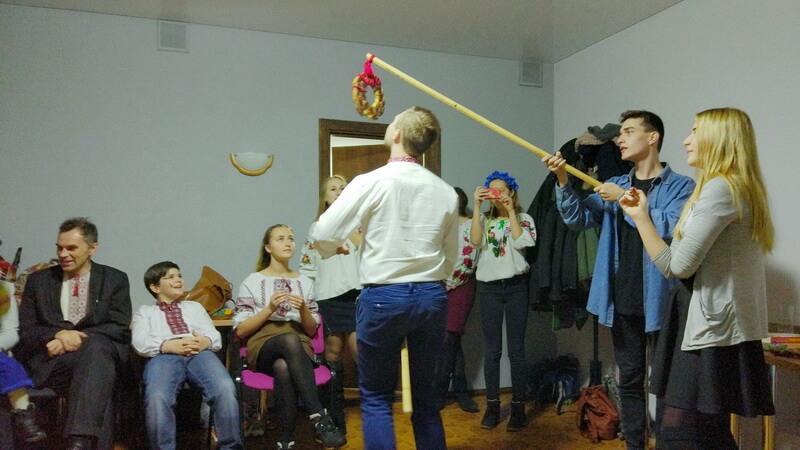 23 грудня у Черкасах відбулись пластові «Андріївські вечорниці»