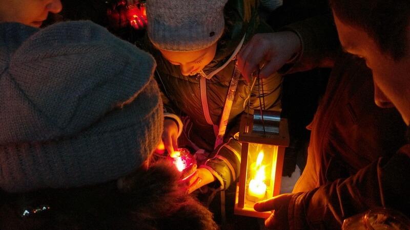 4 січня відбулась передача Вифлиємського Вогню Миру громаді міста Черкаси