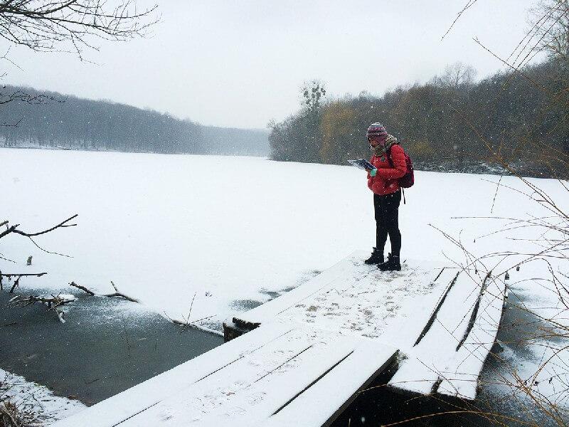 18 лютого відбудуться зимові змагання з мандрівництва «Снігохід 2017».