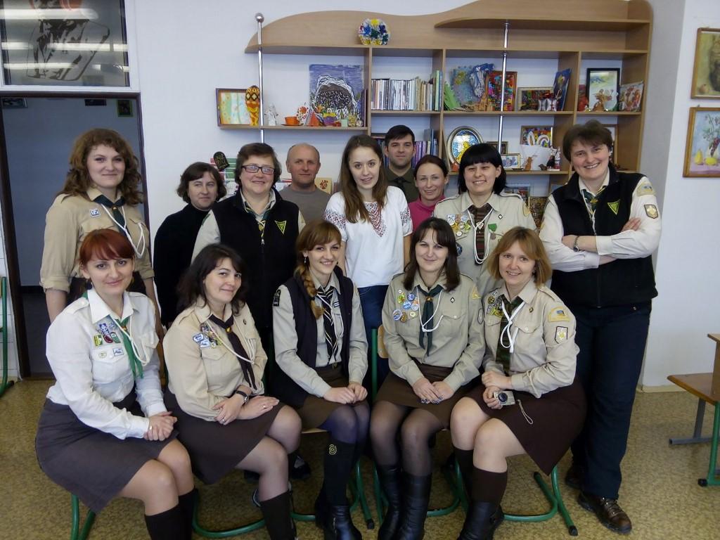 В Івано-Франківську відбулася «Творча майстерня» для виховників
