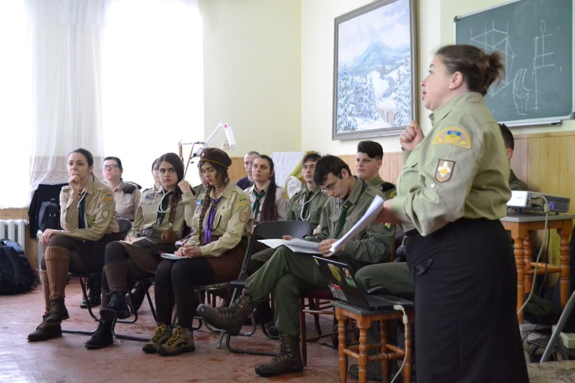 У Житомирі відбувся ідеологічний вишкіл «КРИН 17: Де шукати наших історичних традицій»