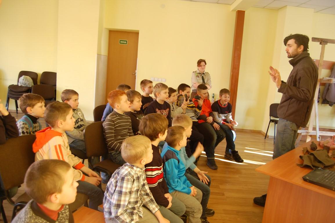 Новакам станиці Івано-Франківськ розповіли про вибухонебезпечні предмети