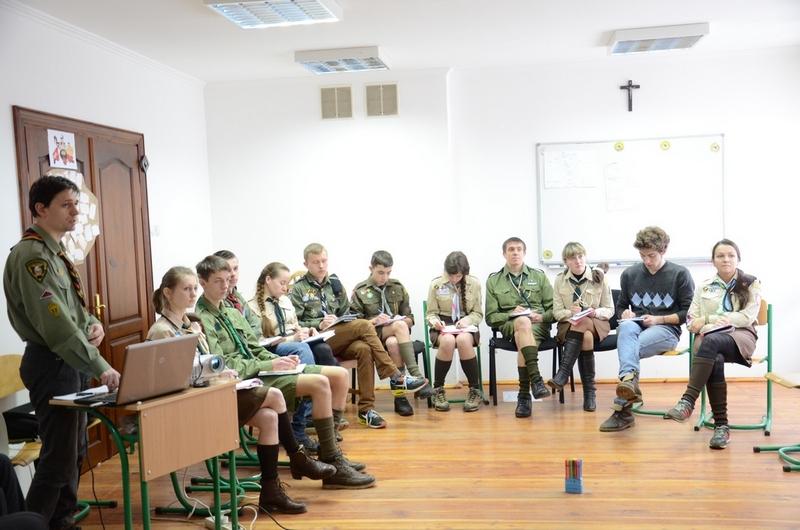 11-12 та 18-19 березня у Львові відбуватиметься Крайовий вишкіл виховників УПЮ