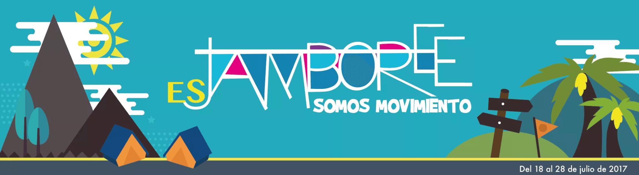 Іспанське Національне Джемборі 2017 відбудеться 18-28 липня на Канарських островах