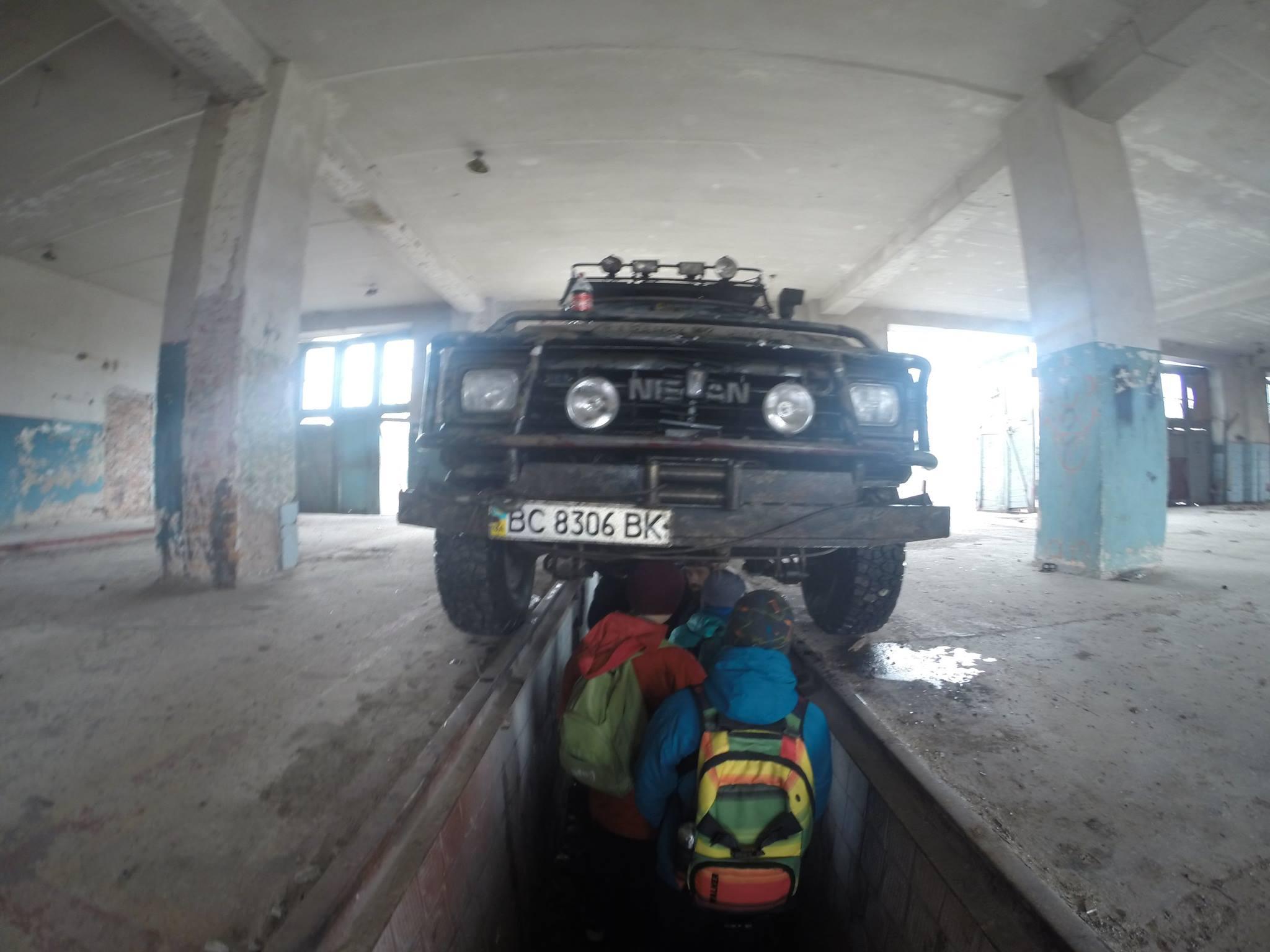 Для пластового юнацтва станиці Івано-Франківськ продовжує тривати АвтоМотоКлуб