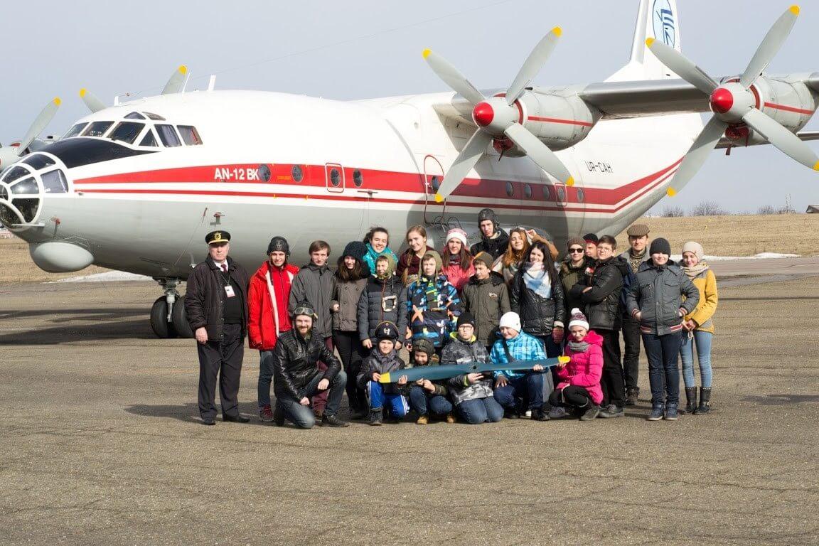 """25-26 лютого в Чернівцях відбувся вишкіл авіації """"Ескадра"""""""