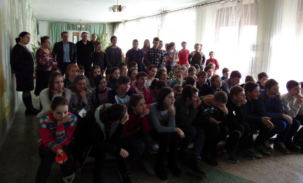 В школах Бурштина відбулись презентації Пласту для учнів
