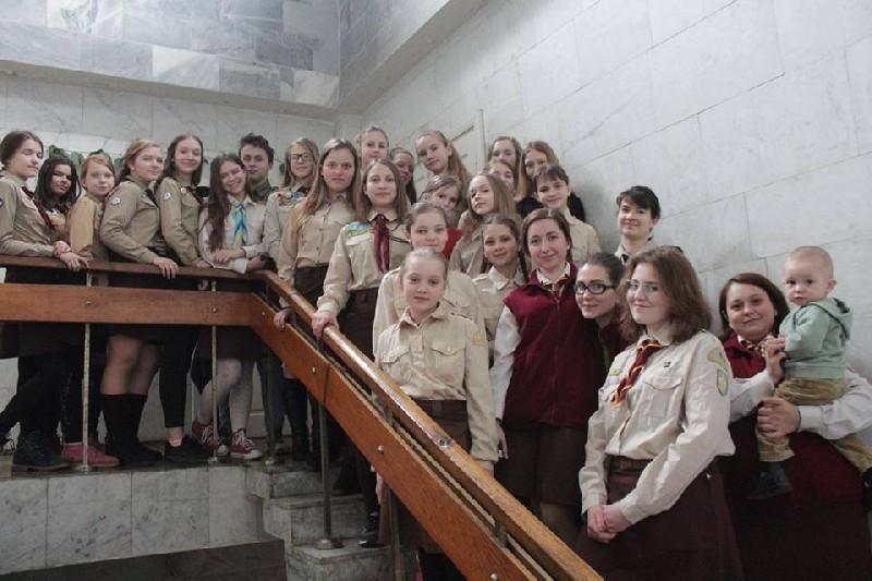 """11-12 березня в Луцьку відбувся вишкіл морально-естетичного виховання """"Астероїд В-612"""""""