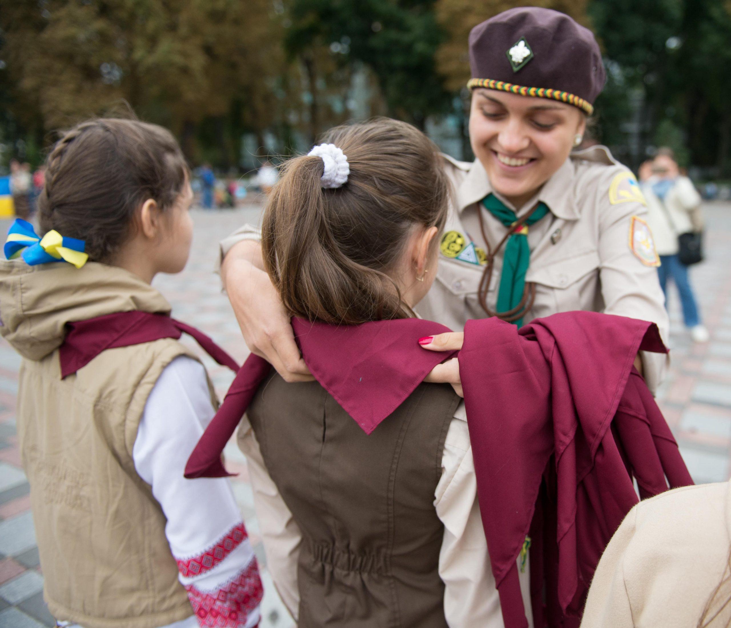 Пласт — це українське середовище