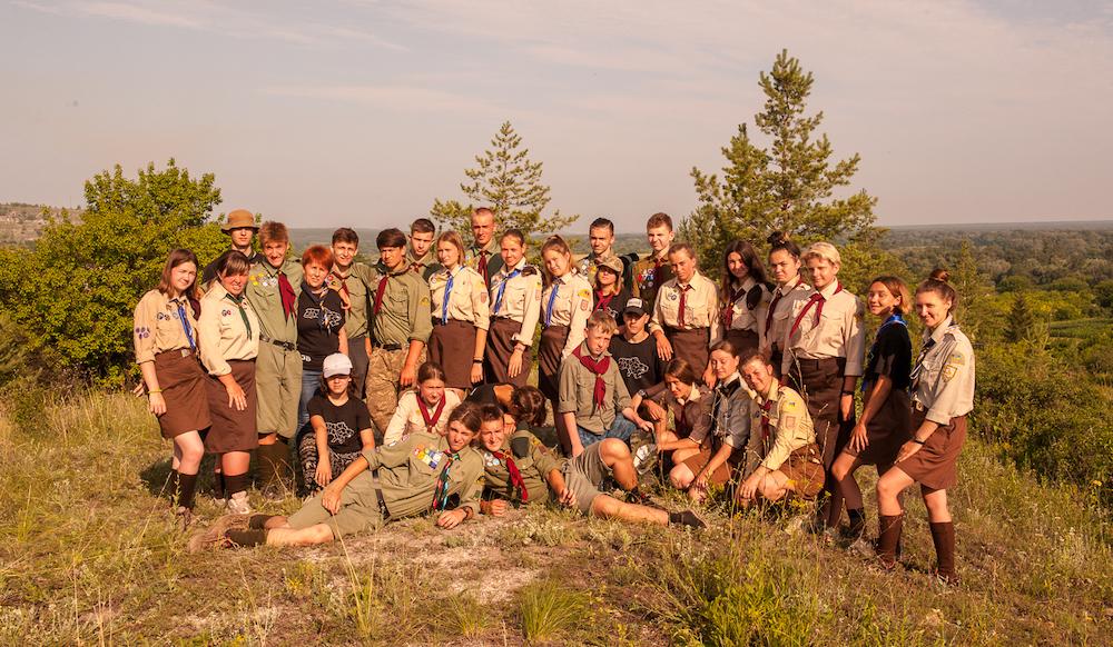 """У Донецькій окрузі відбувся юнацький табір """"Земля Велетнів 2021"""""""